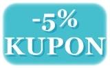 -5% KUPON