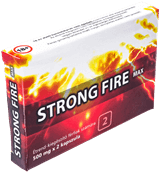 strong fire