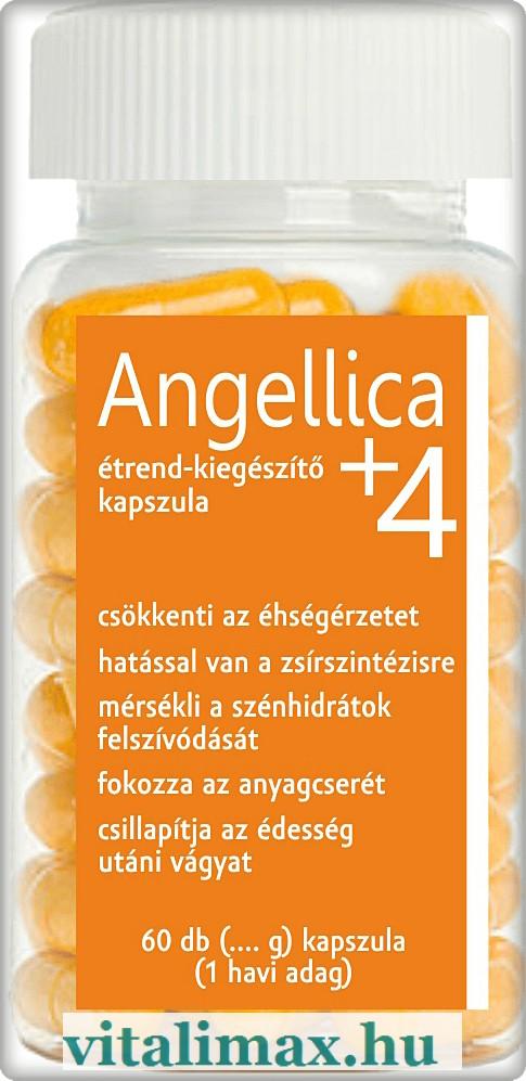 Image of Angellica +4 kapszula - 60 db